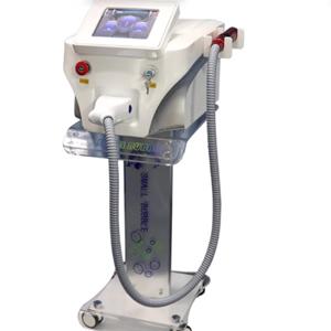 Laser ND YAG Q-Switched 2.500w de potência