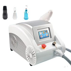 Laser ND YAG Q-Switched 500w de potência