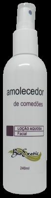 Loção Facial Amolecedora de Comedões com Trietanolamina 240ml - Bioexotic