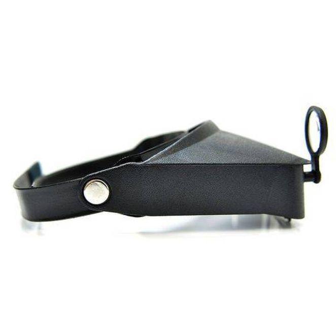 Lupa para Cabeça Sem Lanterna - Solver-S21L228 - Head Magnifying Glass