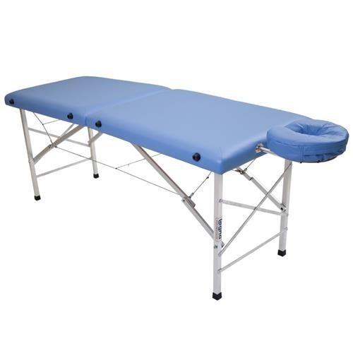 Maca de Massagem Portátil dobrável de Alumínio Andrômeda - Legno