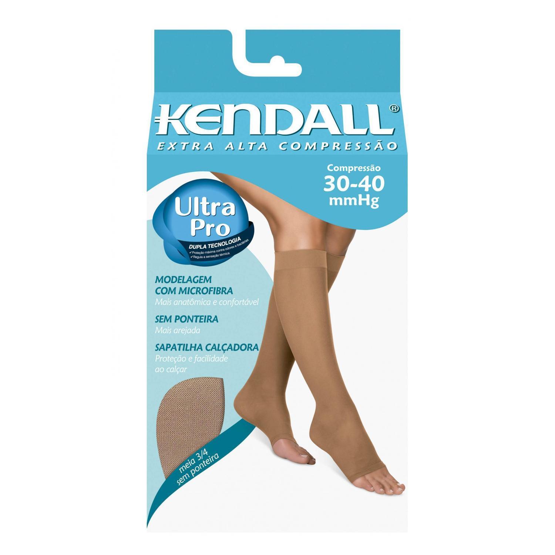 Meia 3/4 Extra Alta Compressão Kendall (30-40 mmHg)