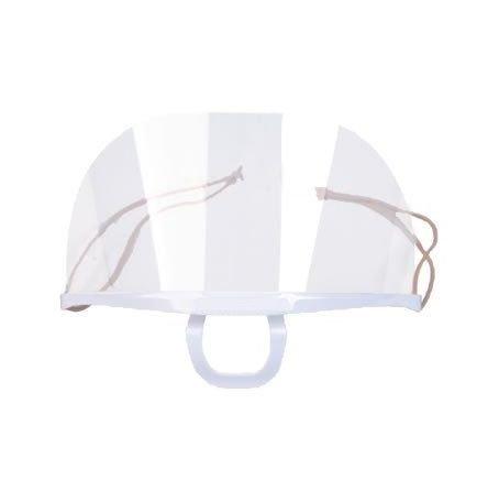 Máscara de Proteção Acrílica com suporte - WL Importado