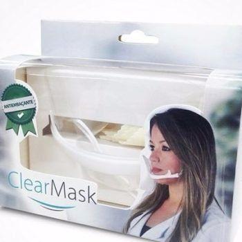 Máscara De Proteção Clear Mask - Estek