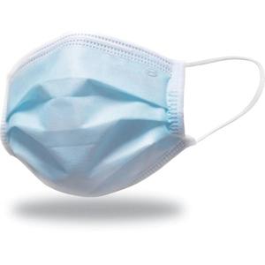Máscara Descartável TRIPLA PROTEÇÃO c/ 50 unidades - MED HEALTH MASK - ENVIO IMEDIATO