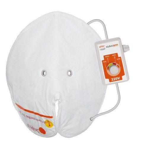 Mascara Térmica Facial Limpeza De Pele Estética Smart 127V - Styllus Term