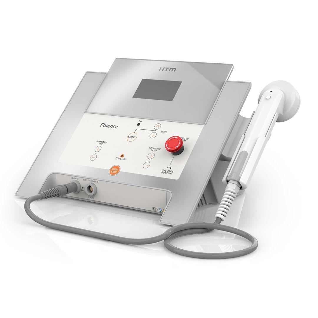 Novo Fluence HTM - Aparelho de Fototerapia por Laser e Led