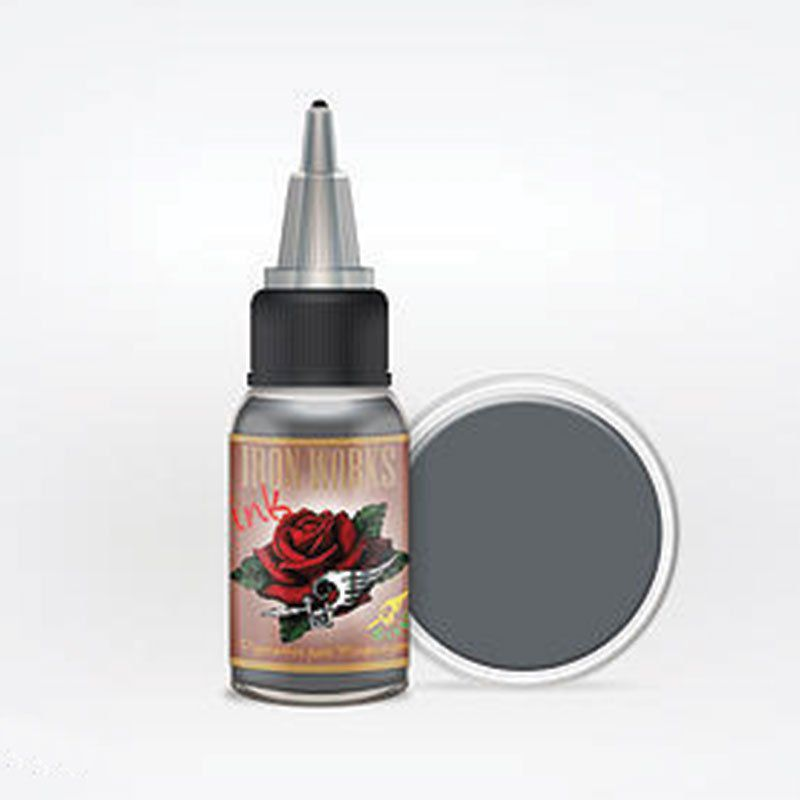 Pigmento Iron Works - Cinza - 15 ml