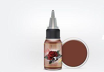 Pigmento Iron Works - Castanho Avermelhado -15 ml