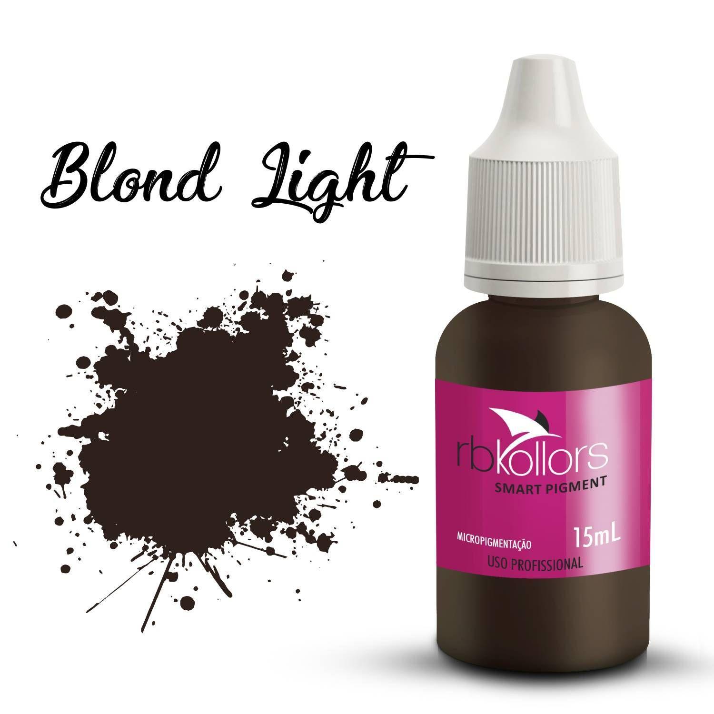 Pigmento RB Kollors Blond Light -15ml