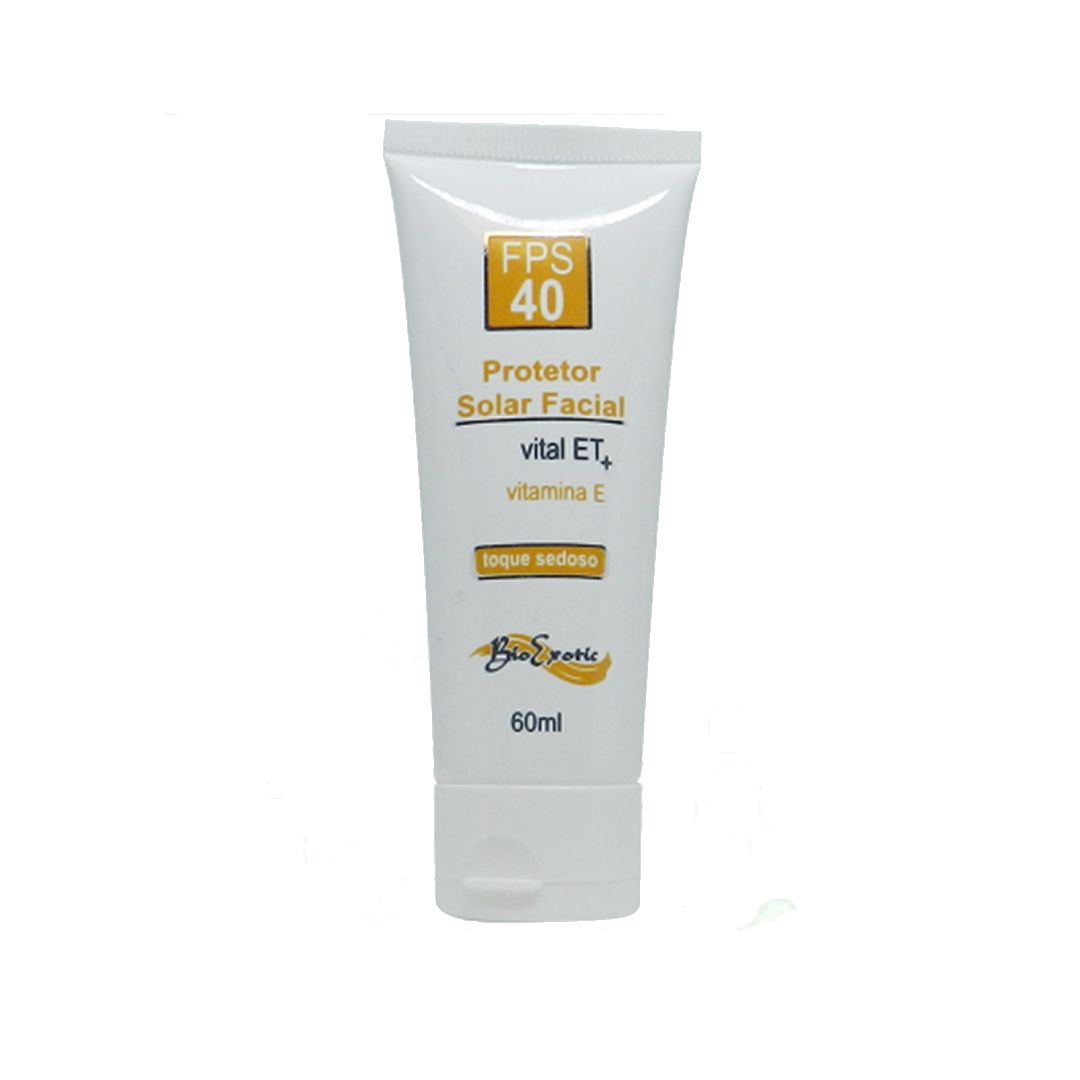 Protetor Solar Facial FPS 40- Bio Exotic