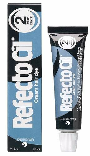 RefectoCil Preto Azulado 2 (Blue Black)