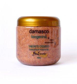Sabonete Esfoliante com Damasco - Bio Exotic