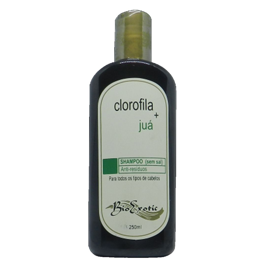 Shampoo de Jaborandi com Óleo Essencial de Alecrim-Bio exotic