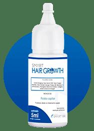 Smart Hair Growth - Terapia Capilar Monodose - 5 Unidades - Smart Gr