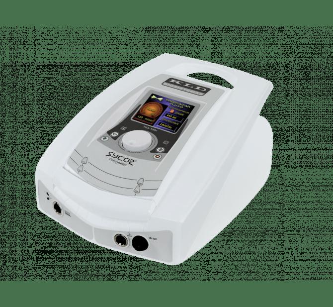 Sycor Aparelho De Carboxiterapia Com Gás Aquecido - KLD c/Rack Opcional