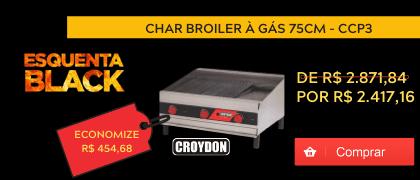 Char Broiler Croydon