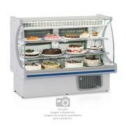 Balcão Refrigerado Confeitaria Dupla Função GEPV 075 - Gelopar