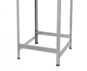 Cavalete para Forno Industrial 50x50 elétrico Metalmaq