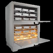 Aquecedor de marmita 54 unidades - Metalmaq | Lojas Temperare