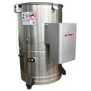 Descascador de Legumes Inox Capacidade 10 Kg - DB-10 - Skymsen