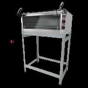 Forno Industrial elétrico 80X60 Guilhotina Metalmaq | Temperare