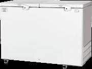 Freezer horizontal  411 L tampa de chapa Fricon