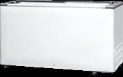 Freezer horizontal L tampa de vridro Fricon