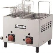 Fritadeira a Gás 2x 3 Litros F2AG Croydon