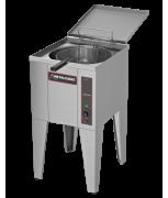 Fritadores água e óleo FAO 1 C Metalcubas