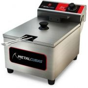 Fritadores elétricos FRCE 5 L 220V Metalcubas