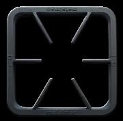 Grelha em ferro fundido 30X30 S2000 Metalmaq