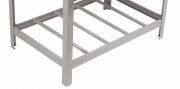 Lateral e Porta Panela para Fogao 6 bocas com forno Luxo Metalmaq