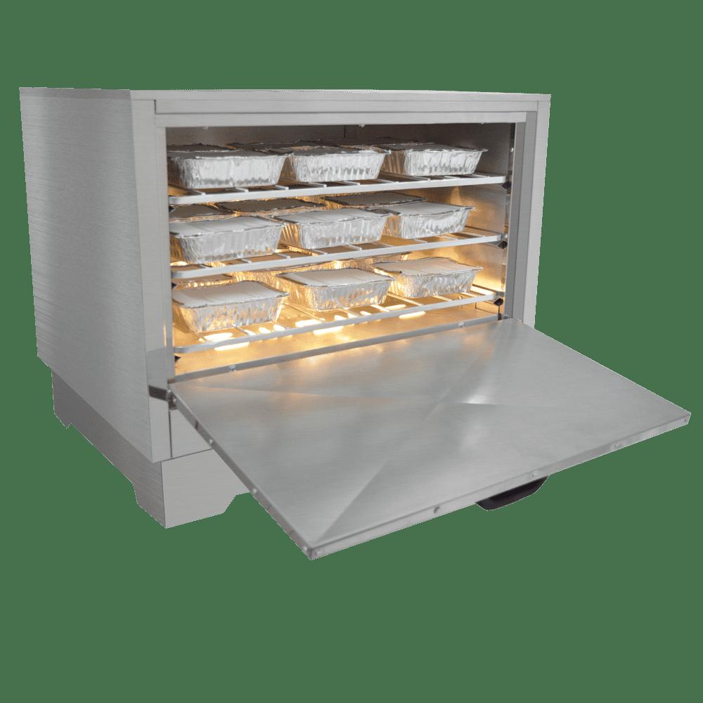 Aquecedor de Marmitas 27 unidades - Metalmaq