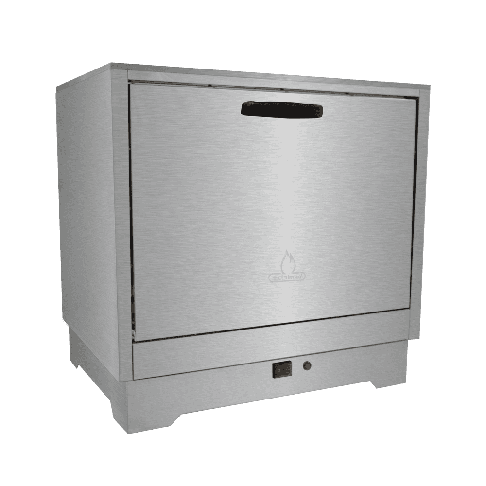 Aquecedor de Marmitas 36 unidades - Metalmaq