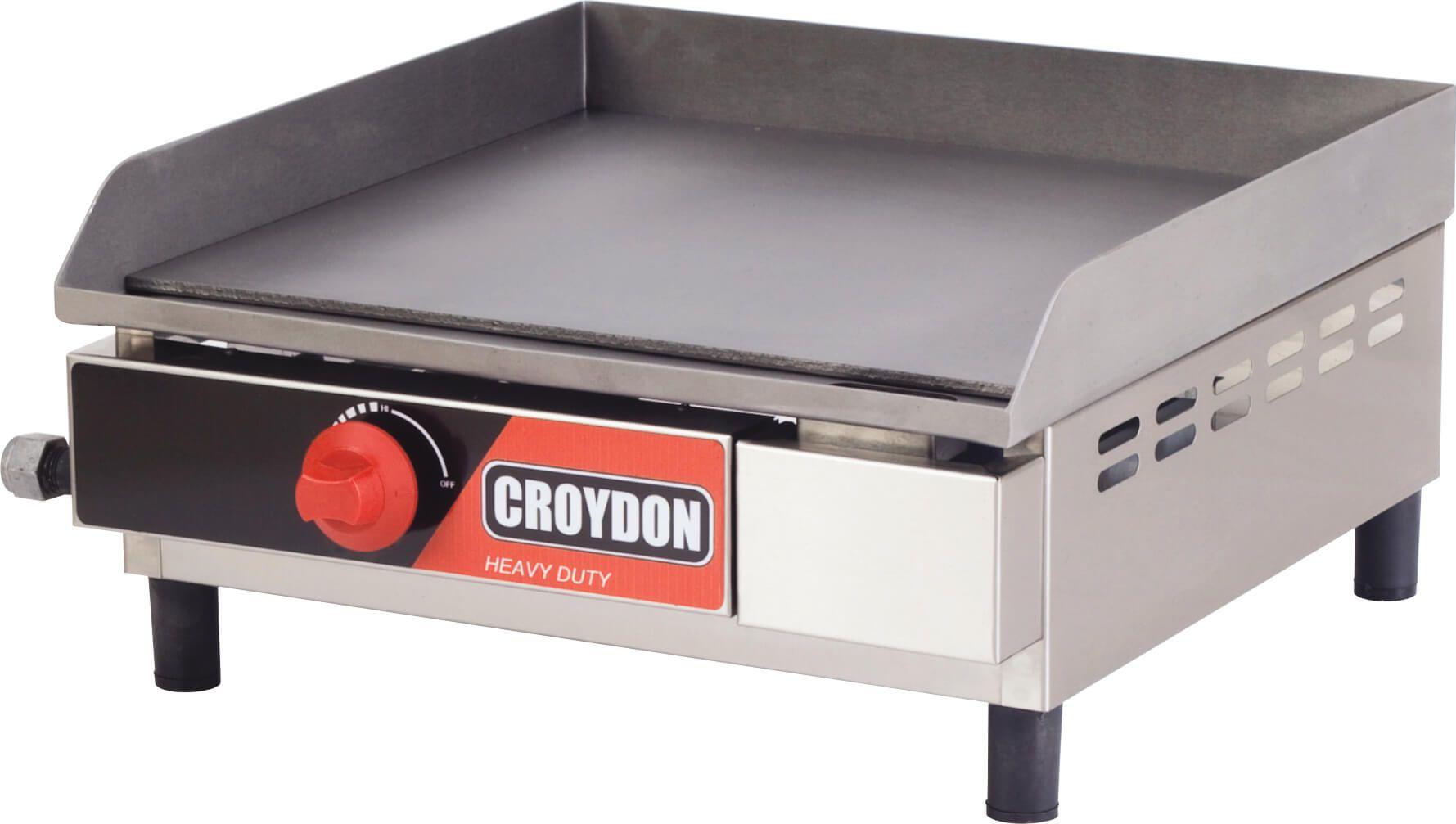 Chapa Churrasqueira a Gás 45 cm FG04 Croydon