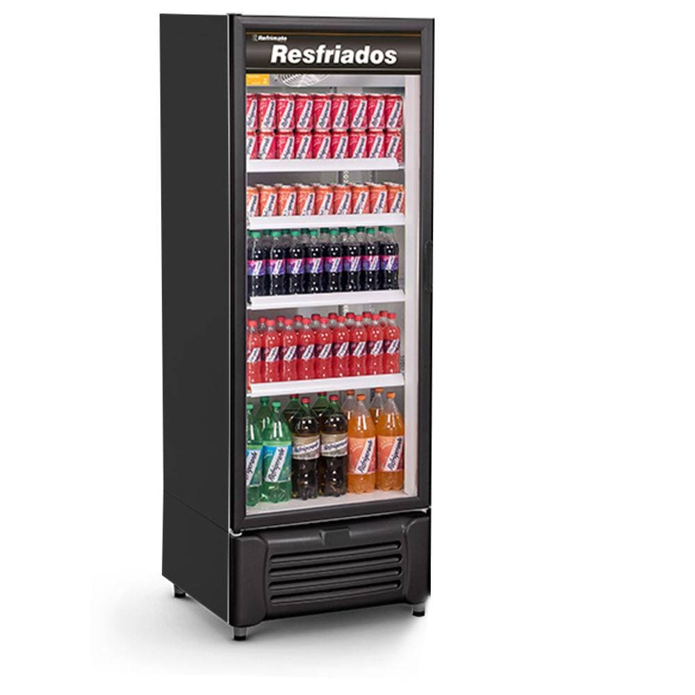 Expositor de Bebidas Visa Cooler Multiuso 505 L Refrimate