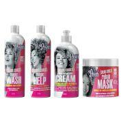 kit especial soul power colors protege a cor 4 produtos