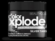 Mascara Matizadora Xplode Silver Target Beautycolor 300 Gr