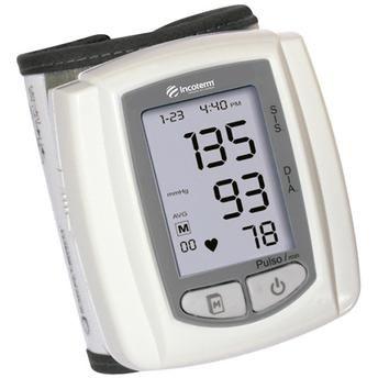 Aparelho Medidor de Pressão Arterial Digital Pulso Incoterm