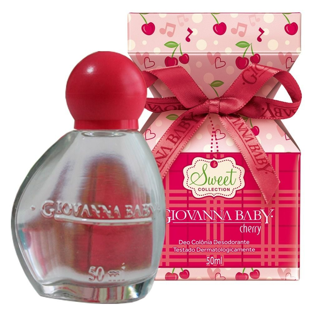 Deo Colonia Giovanna Baby Cherry 50ml