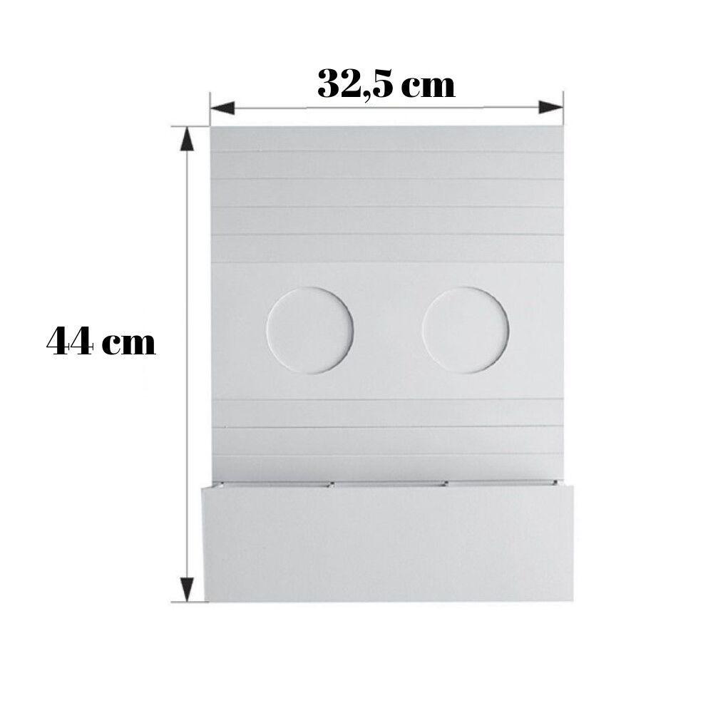 Bandeja Porta Copo para Sofá Kit com 12 Porta Controle Tabaco