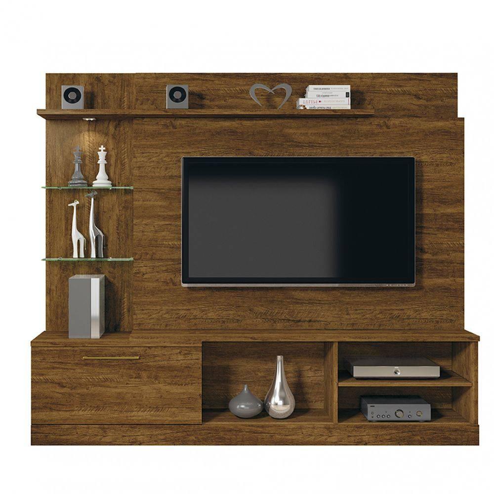 Home Flórida Para TV até 65 polegadas com LED Mavaular
