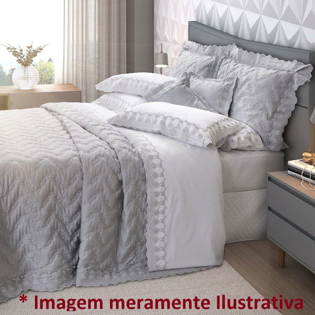 Jogo de Cama Solteiro 3 peças Mali Marken Fassi