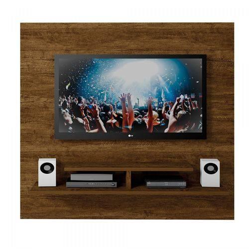 Painel Dallas - Para TV até 65 polegadas, com 2 Prateleiras - Mavaular