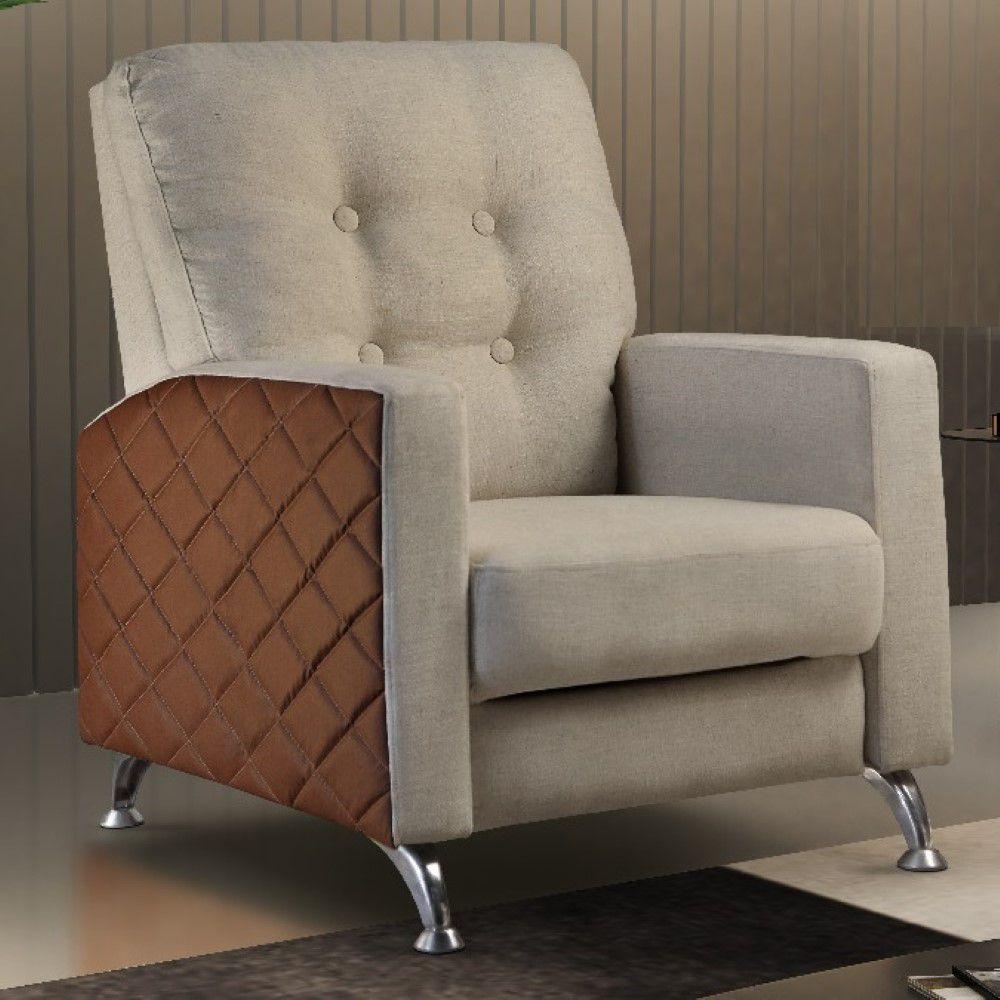 Poltrona de Amamentação Stylos Luxury Estofados