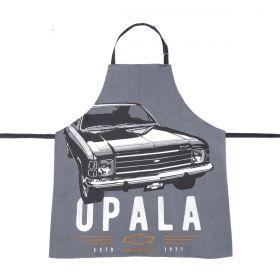 Avental Algodão GM Opala 1971 FD Cinza Urban
