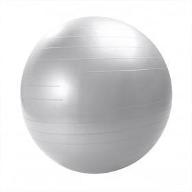 Bola Para Ginástica Anti-Burst 75 Cm Cinza Bel Fit