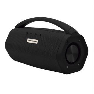Caixa de Som Aqua Boom Black Bluetooth 16W RMS Toca até 10h