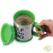 Caneca c/ Mexedor Automático Self Stirring Mug